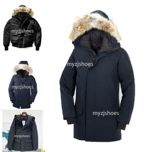 Fashion New Der Männer Mantel-Winter unten mit Kapuze Parkas Männer im Freien warmen Mänteln Dies ist warm Sehr Down Jacket