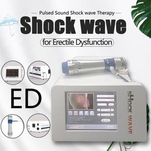 2019 nuovo Gainswave Li-Eswt Shockwave Machine Shock Wave Therapy attrezzature per la disfunzione erettile CE CE / DHL