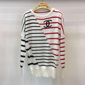 2020 Fashion, beauty, fashion and comfort Women's sweater early spring sweater classic style 031402
