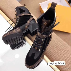 Luxury Heels Superstar Designer Women Dress shoes Black mid Tube Boots