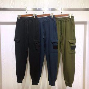 Fashion Designer di marca Trackpants nuovo lungo lusso Mens Jogger pantaloni di Hip Hop Streetwear 19ss Sportpants Abbigliamento Uomo