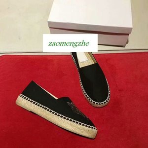 amantes sapatos quentes com sapatos Tiger única cabeça e sapatos de palha preguiçoso bordado com caixa