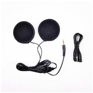 1 пара мотоциклетный шлем гарнитура наушники стерео наушники для MP3 MP4 телефон