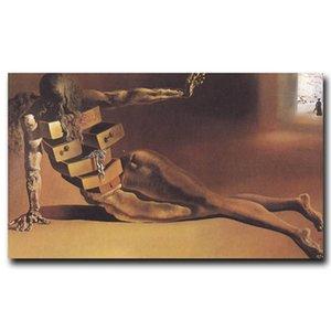Salvador Dali, HD-Leinwand-Druck neue Hauptdekoration-Kunst-Malerei / Unframed / Eingerahmt