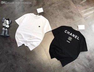 París G para mujer 2020 ropa de lujo de diseño de la camiseta T Shirts Mujeres camiseta de Streetwear exterior camisetas clásicas Casual 5.14