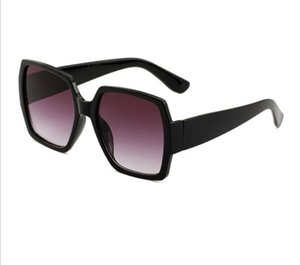 Web celebrity sunglasses women's new black oversized sunglasses women round face star glasses with the same style