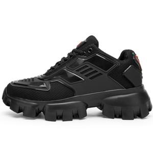 2020 Cloudbust de Thunder Knit Chaussures de sport pour hommes de luxe de chaussures de sport Chaussures Hommes Casual classiques Tissu caoutchouc Formateurs extérieur Taille 39-46