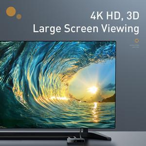 Neue Produkt HDMI Splitter 4 Karat 60Hz Bi-Richtung HDMI Schalter 1x2 / 2x1 HDR HDMI Audio Adapter für PS4 TV Box Switcher