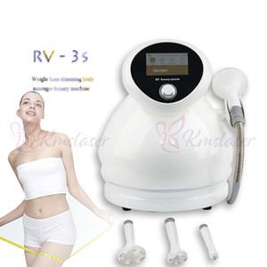 Portable 3 IN 1 fotone macchina di terapia di vuoto rf RV-3S terapia della luce rossa blu per ridurre la cellulite ringiovanimento della pelle