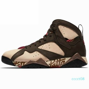 Designer 7 7s Basketball Shoes Mens Trainers Tinker Alternate Patta GMP Men Athletic Sports Sneakers Outdoors Size 8-13 ct8