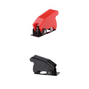 유니버설 / 오프 커버 Proctector 방진에 2 개 자동차 LED 조명 전환 로커 스위치