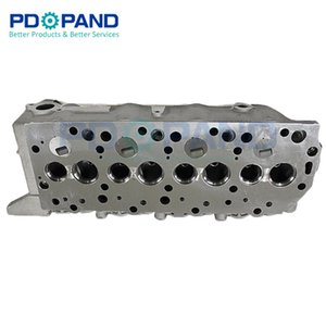 Culata para motor diesel 2.5L H1 H100 Galloper 4D55T 4D56T 8V SOHC 22100-42U00