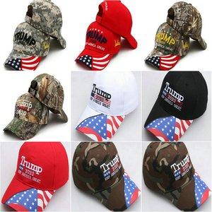 maga hat black Snapback President Hat 3D Embroidery Black white make america great again snapbacks beidiensport MLQBu