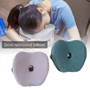 Newest Leg Pillow Hollow With Holes Breathable Memory Cushion With Washable Cover For Relief Back Hips Knee Pain Clip Leg Pillow