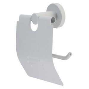 Banyo Alumimum Duvar Tuvalet Kağıdı Rulo Kağıt Tutucu Raf Raf Depolama Kapaklı Dispenser Standı Monteli