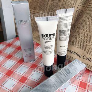 Neueste Bye Bye Poren Primer poreless Oil-Free-Haut-Perfecting Serum Primer 30ml Makeup Foundation Creme Kosmetik Top Qualität