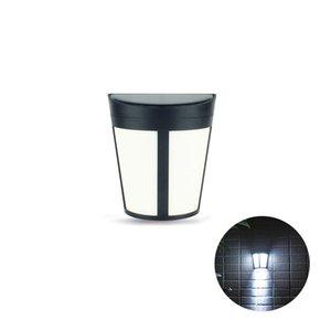 Solar Night Light 6LED Garden Lamp Motion Sensor Used Solar Energy Power Suit Home Outdoor Street Yard Path Fence 100039