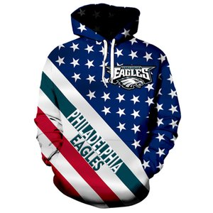 3D American flag hoodie Dropshipping and Wholesale EU SIZE