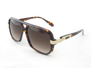 Adult sunglasses palloy frame retro eyeglass mirror Resin lens UV400 men's glass high-end customized original packaging box driving outdoor
