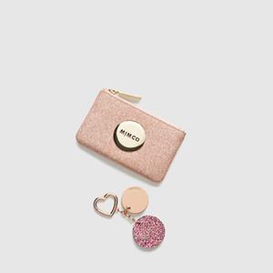 2020 2019 высшего качество австралия женских mim небольшой MIM SPARKLE комплект подарок босс сцепление кошелек сумка Портмоне