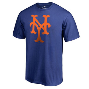New York Mets Baseball-T-Shirts Jacob deGrom Matt Harvey Noah Syndergaard Fertigen Sie irgendwelche Namen und Anzahl Männer und Frauen Sweatshirts T-Shirt