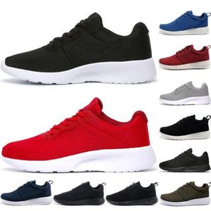 لندن حذاء الجري 3.0 TANJUN الأسود البيضاء 1.0 الرجال الأحذية النسائية تشغيل أحمر الأولمبية الرمادية ثلاثية أسود الرياضة في الهواء الطلق أحذية رياضية