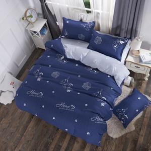 Комплект постельных принадлежностей наволочки 48x74cm Печатный Beding Set Полиэстер пододеяльник Комплекты Полный Queen King Size