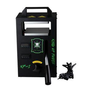 정통 미니 로진 DAB 프레스 기계 KP-1 200W N / W 9.0kg LTQ 증기 무료 선적에 의해 4TONS 압력