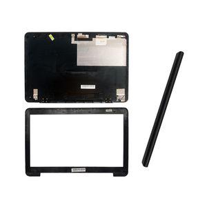 omputer Oficina Para ASUS A555 X555 X554 K555 F555 F554 K554 W519L VM590L VM510 Laptop LCD Cubierta posterior / frontal carcasa de la pantalla / Bisagras cubrir 13NB06 ...