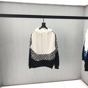 Free shipping New Fashion Sweatshirts Women Men's hooded jacket Students casual fleece tops clothes Unisex Hoodies coat T-Shirts p9p