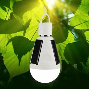 2020 الجديدة الرئيسية في الهواء الطلق ضوء LED الشمسية لمبة 7W E27 خيمة التخييم الصيد مصباح للطاقة الشمسية القابلة لإعادة الشحن المحمولة LED الخفيفة للطاقة الشمسية