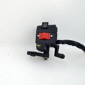 Interruptor manillar de la motocicleta d'Assy Asamblea Para DY100 DY 100 100cc Repuestos