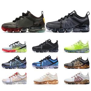 CPFM X VPM TN Plus 2019 Utilidad de los zapatos corrientes Negro Oro Gris Mutil azul CNY Hombres Mujeres entrenadores deportivos zapatillas de envío de la gota