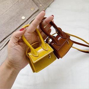 Kadınlar 2020 Desinger Moda Omuz Çantası Bayan Tuşlar Çantalar ve Çanta için ana tasarımcı Mini Crossbody Çanta à Sac