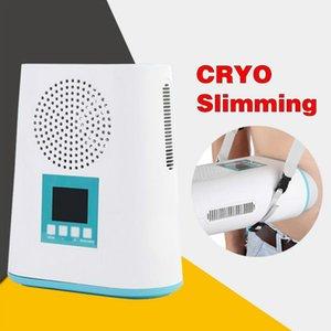 50pcs Zarlar CE Antifriz ile ev kullanımı için 2020 Taşınabilir COOLTECH vücut yağ donma makinesi cryo makine hücre serin zayıflama makinesi
