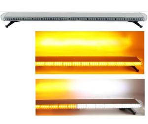 Trasporto libero 170mm / 67 pollice alto tetto luminoso auto auto flash strobe lightbar ambra camion di rimorchio lightbar heavy duty strobe lightbar light bar