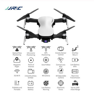100% original JJRC X12 three-axis PTZ 4K aircraft aerial GPS power positioning ultra long battery UAV
