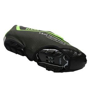 Antipoussière Couvre-chaussures en cuir PU Bike Racing chaud en plein air Cyclisme Accessoires coupe-vent imperméable équitation durables sport antidérapantes