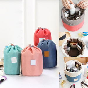 Makeup Bag Travel Drawstring Toiletry Cosmetic Portable Bags Storage Organizer Toiletry Bag Case Large Capacity Pouch