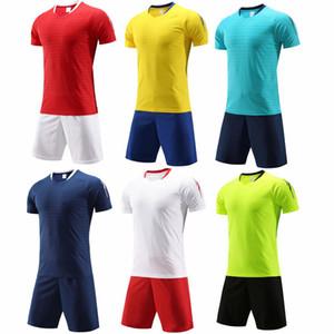 Nuovo adulti lavagna luminosa rossa vestiti di calcio jersey 116 Jersey di calcio vestiti vestito bianco maschio adulto jersey di calcio I clienti ordine dei collegamenti 020