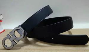 Les nouveaux hommes de mode ceintures femmes ceinture en cuir véritable de haute qualité style 7color