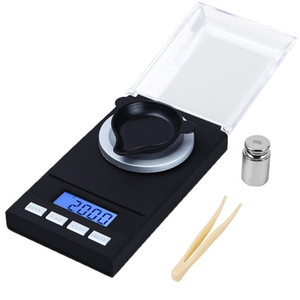 100g high precision jewelry scale carat scale electronic scale 0.001g portable milligram mini gemstone miniature balance