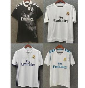 Equipación 2015 2016 2017 2018 reales camisetas de fútbol Madrid 2020 retro fútbol RealMadrid Camiseta de futbol Maillots Foot 15 16 17 18 19 20
