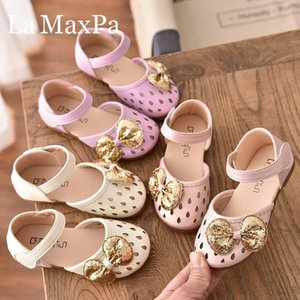 Girls Sandals 2020 Summer New Fashion Baby Girls Sandals Princess Shoes Baby Girl Soft Bottom Hollow ShoesbiIm#