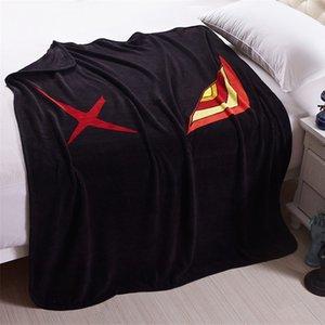 150 * 120 CM Anime KILL la KILL coperta / Matoi Ryuuko Fleece coperta da viaggio / ufficio tiro sul divano / morbido aereo Tappeto