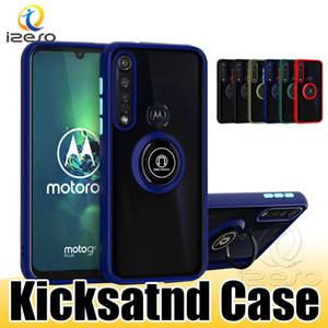 Para iPhone 12 Pro Max 11 XR 8 PLUS Moto g Stylus 2021 G9 Power Kickstand Hybrid Armor Mobile Phone Case Capa Izeso