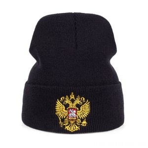 2017 New arrival Hats & Caps Hats, Scarves & Gloves Russian top selling warm winter hat unisex men soft knitted beanie hats women outdoor tr