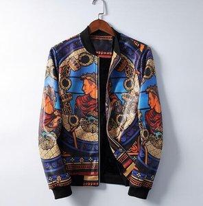 0200 Les nouveaux hommes d'hiver plus chaud épais velours Garder veste en cuir vêtements Casual coton manteau de haute qualité mens manteau en cuir Medusa taille plus