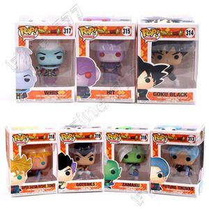 Hottest di Dragon Ball Kai 2019 Nuova FUNKO POP azione figure eroe personaggi di Dragon Ball Modello film d'azione Figure miglior regalo