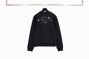 Mens Designer con cappuccio maglione casual sweatershirt cappuccio Loong Uomini manica coppia Pullover lettere Curve Stampa ABBIGLIAMENTO Tops